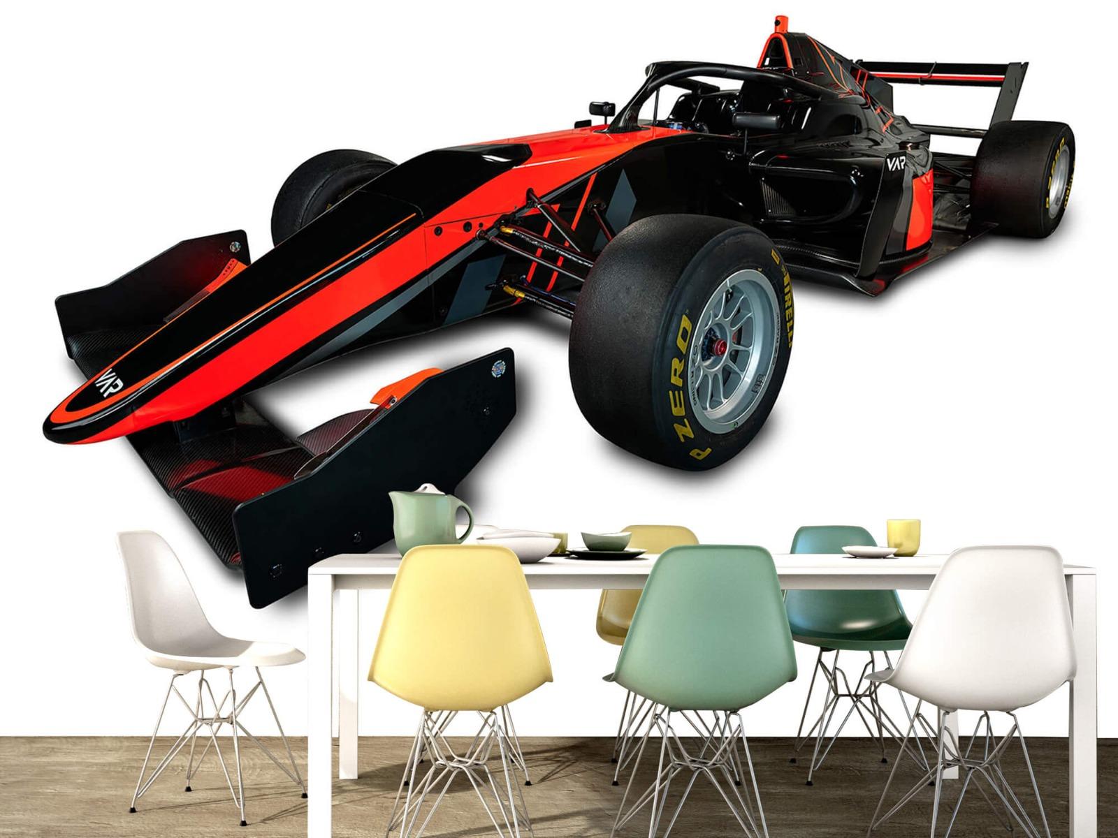 Sportauto's - Formule 3 - Left front view - Tienerkamer 15