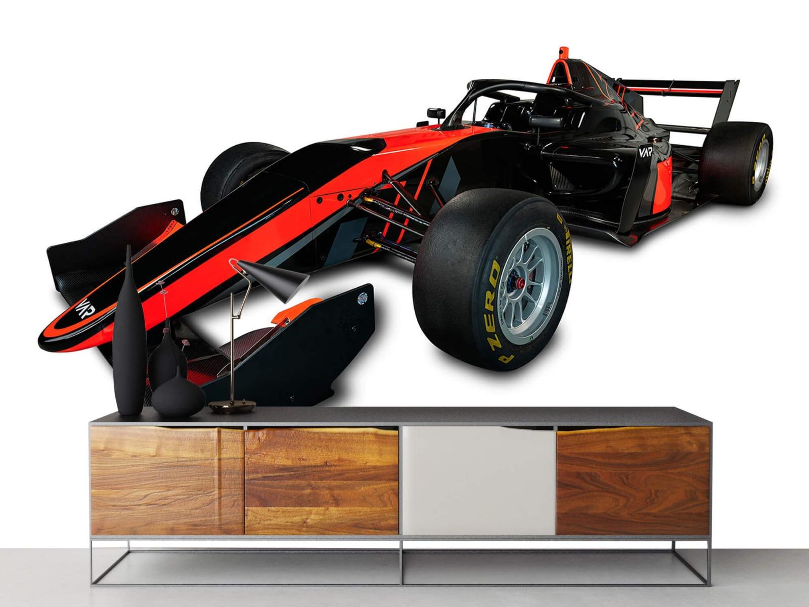 Sportauto's - Formule 3 - Left front view - Tienerkamer 16