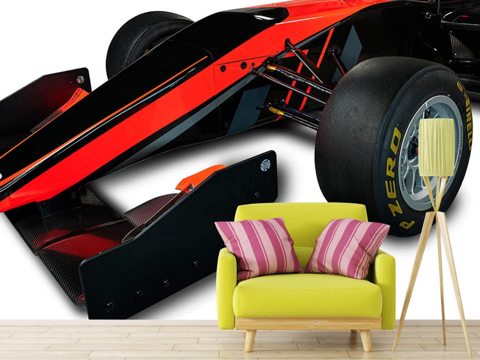 Sportauto's - Formule 3 - Left front view - Tienerkamer 17
