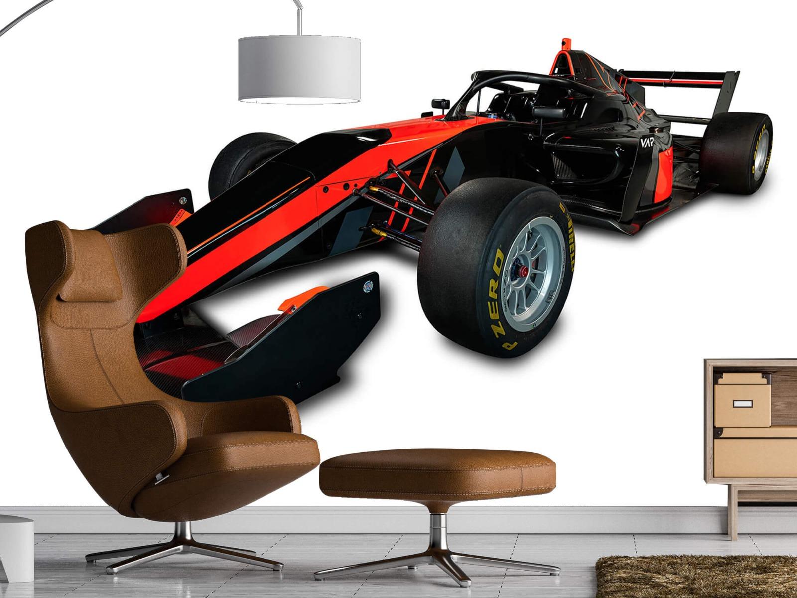 Sportauto's - Formule 3 - Left front view - Tienerkamer 19