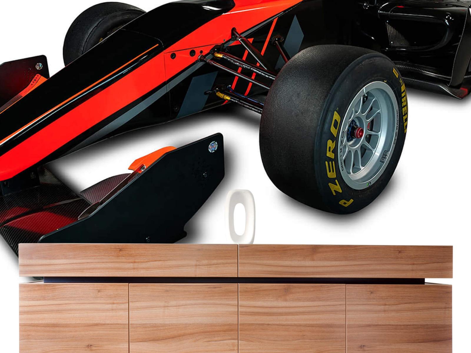 Sportauto's - Formule 3 - Left front view - Tienerkamer 20