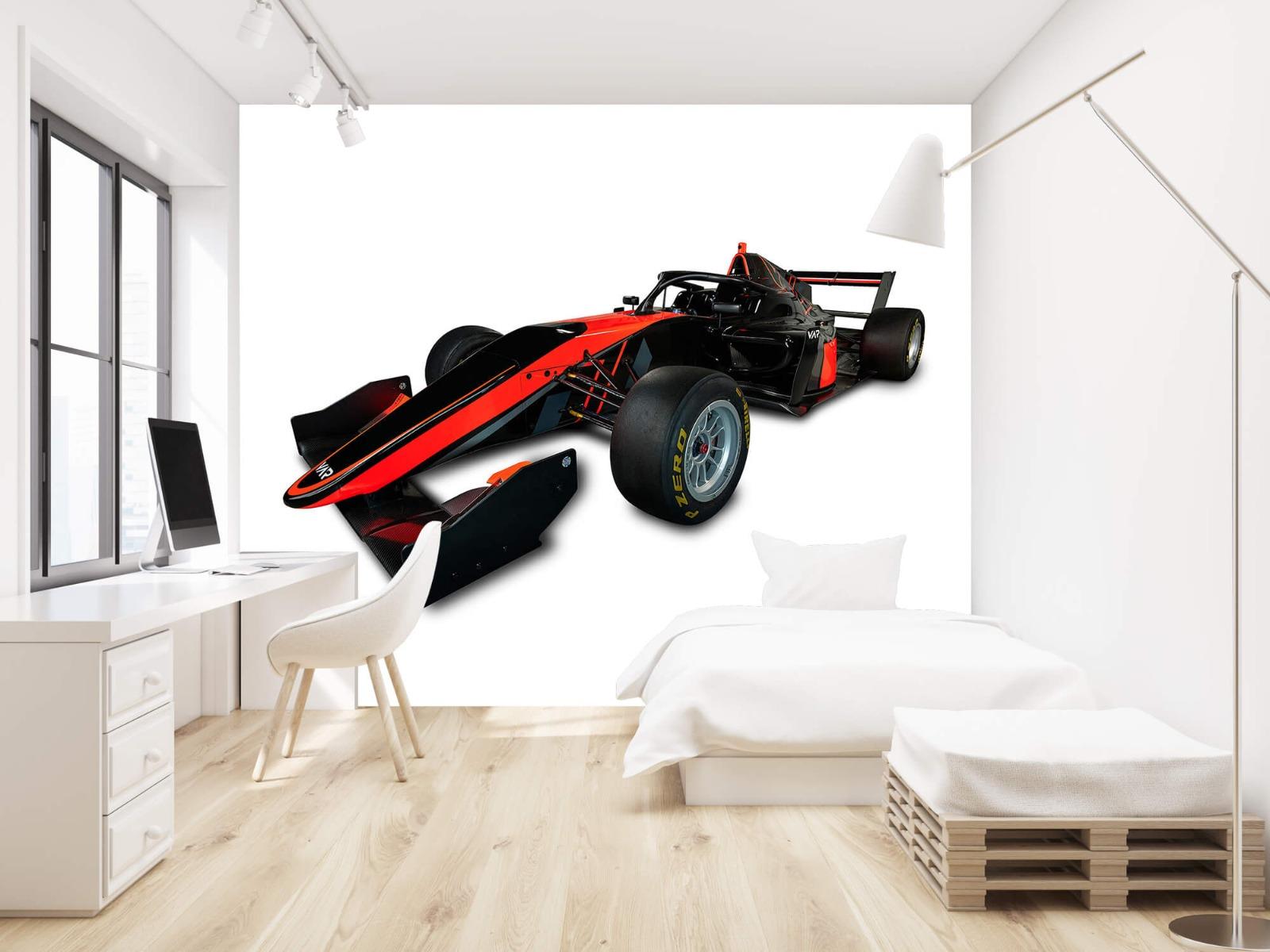 Sportauto's - Formule 3 - Left front view - Tienerkamer 23
