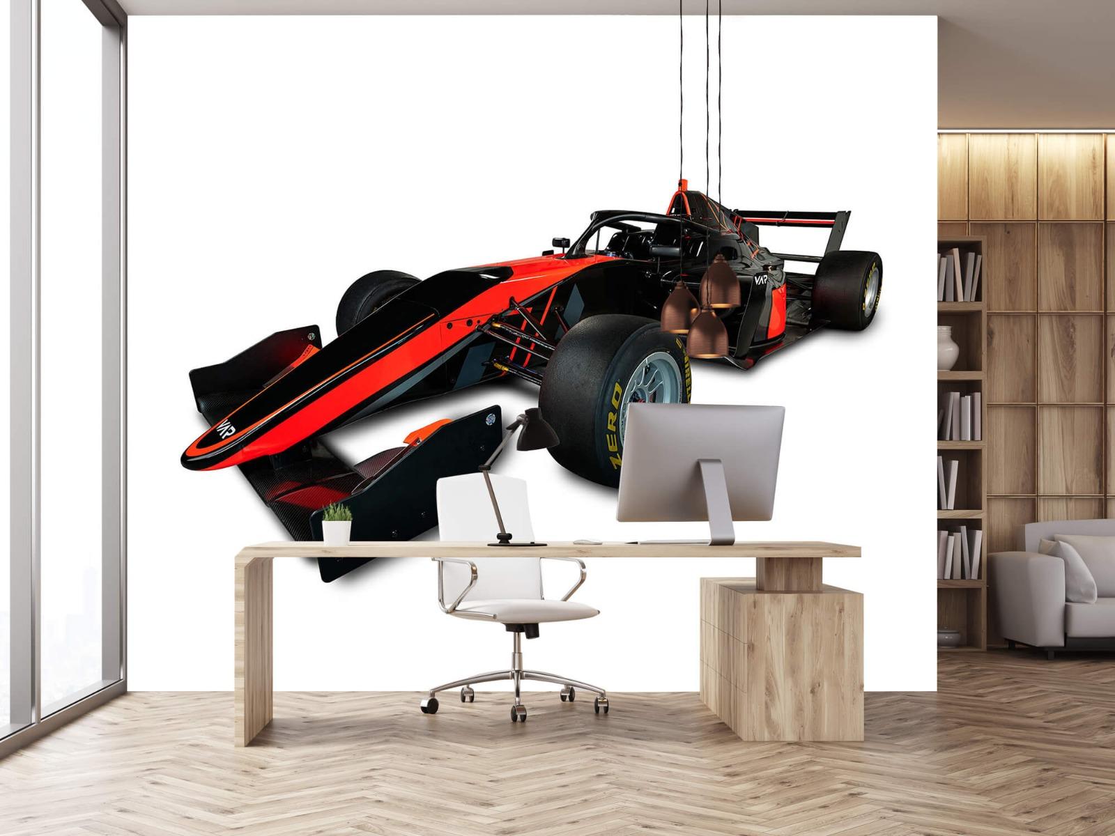 Sportauto's - Formule 3 - Left front view - Tienerkamer 24