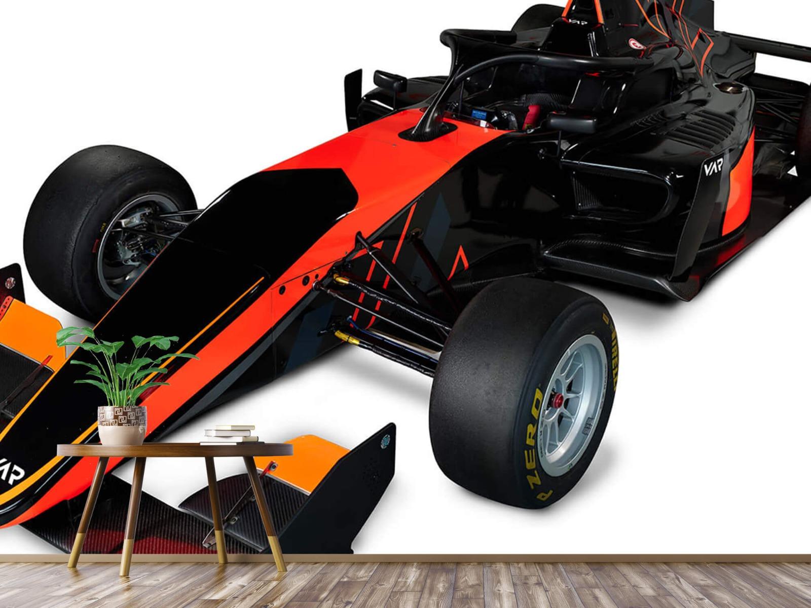 Sportauto's - Formula 3 - Left front view, 3d - Computerruimte 4