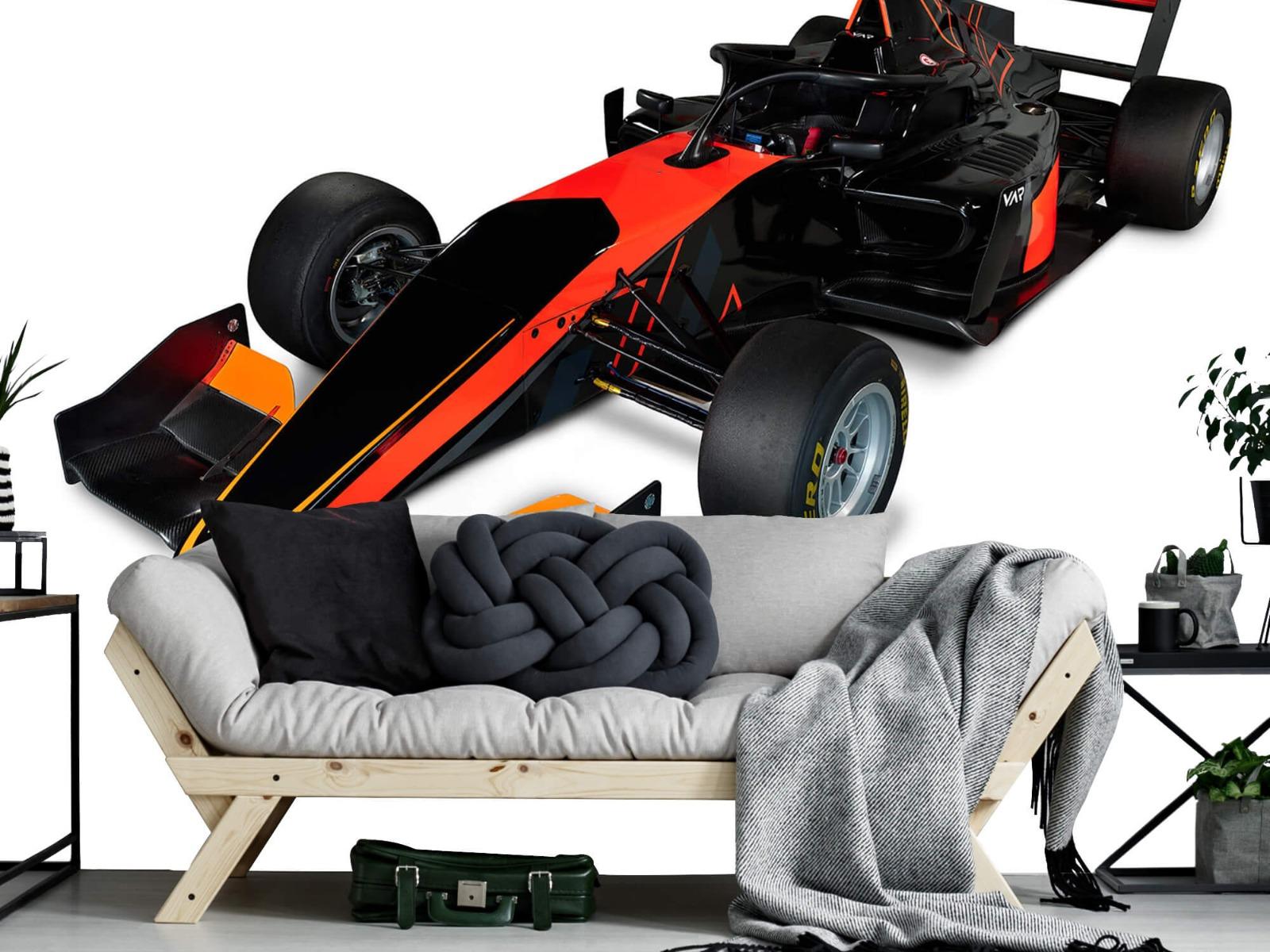 Sportauto's - Formula 3 - Left front view, 3d - Computerruimte 7