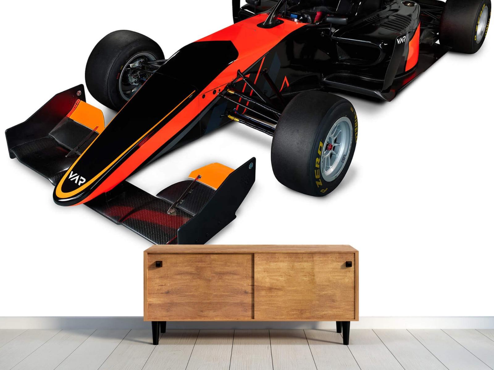 Sportauto's - Formula 3 - Left front view, 3d - Computerruimte 10