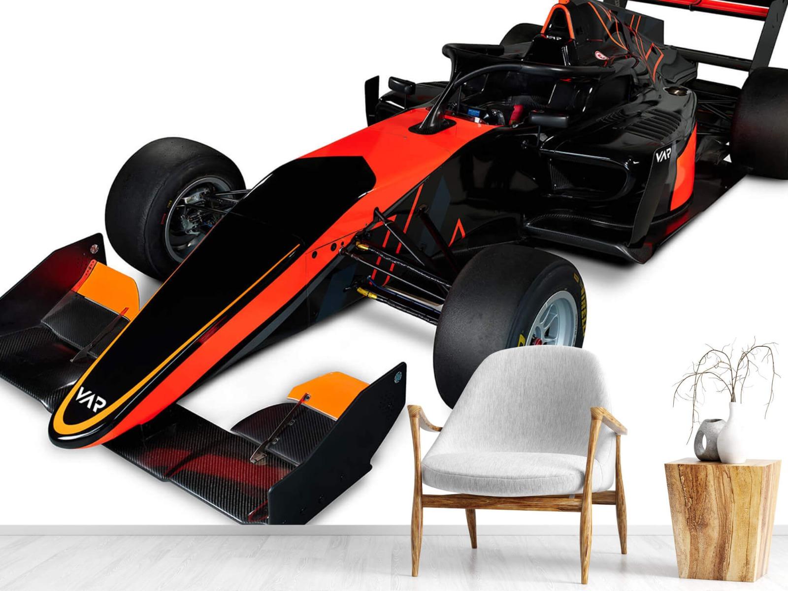 Sportauto's - Formula 3 - Left front view, 3d - Computerruimte 19