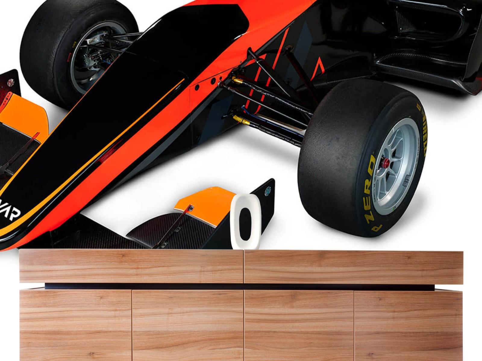 Sportauto's - Formula 3 - Left front view, 3d - Computerruimte 20