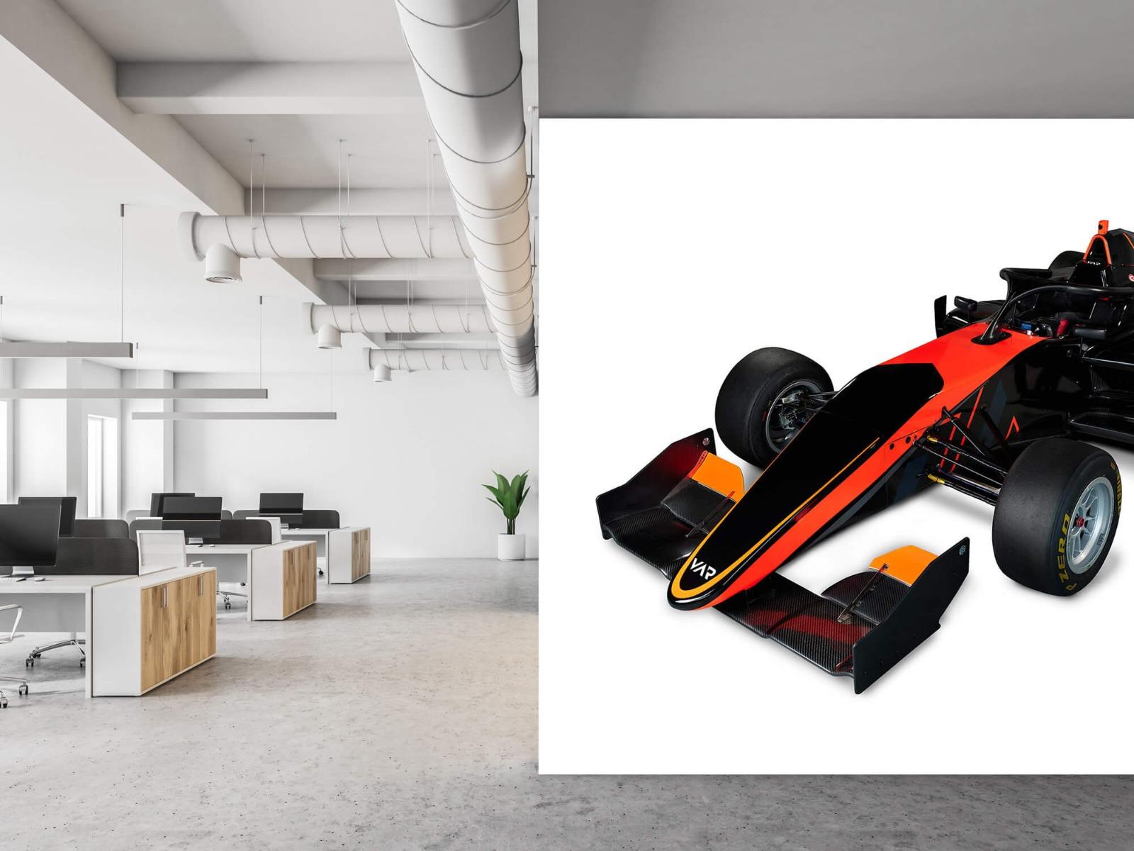 Sportauto's - Formula 3 - Left front view, 3d - Computerruimte 21