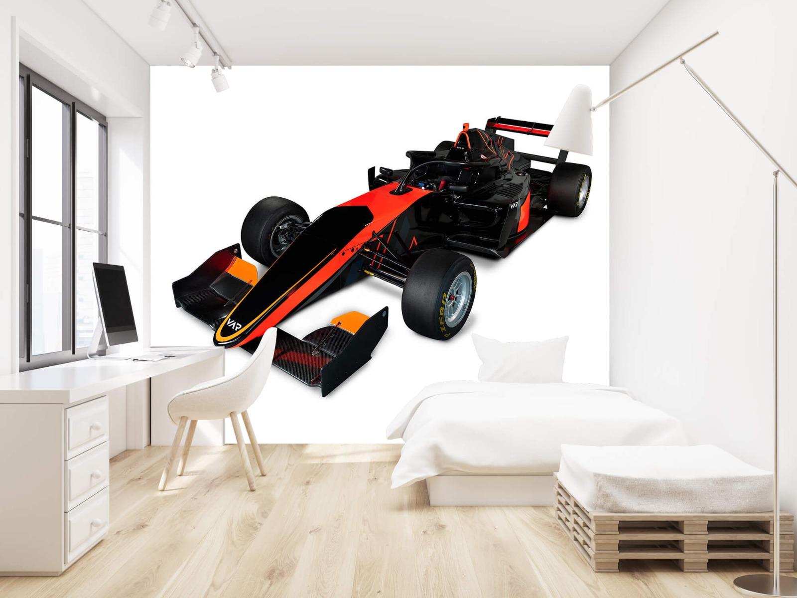 Sportauto's - Formula 3 - Left front view, 3d - Computerruimte 22