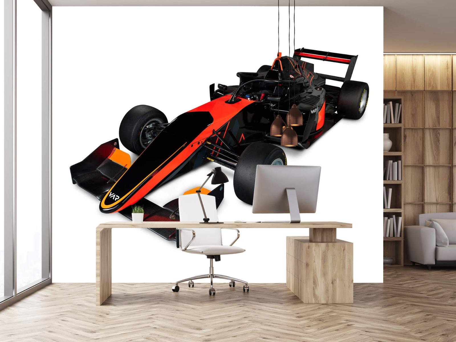Sportauto's - Formula 3 - Left front view, 3d - Computerruimte 24