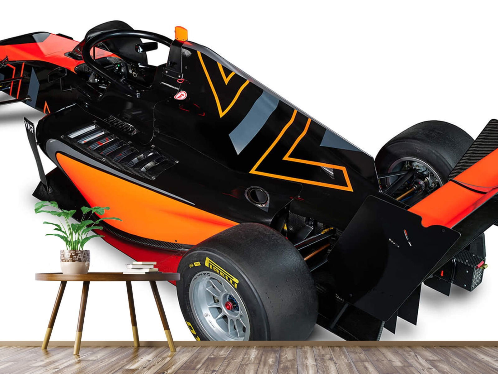 Sportauto's - Formula 3 - Rear left view - Hobbykamer 4