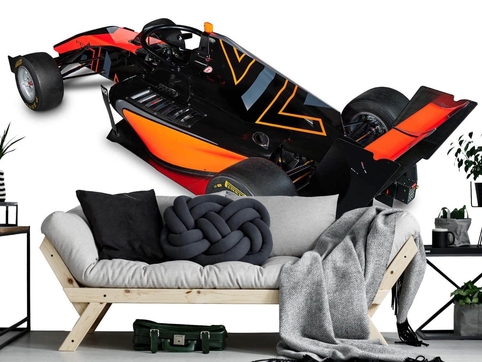 Sportauto's - Formula 3 - Rear left view - Hobbykamer 7
