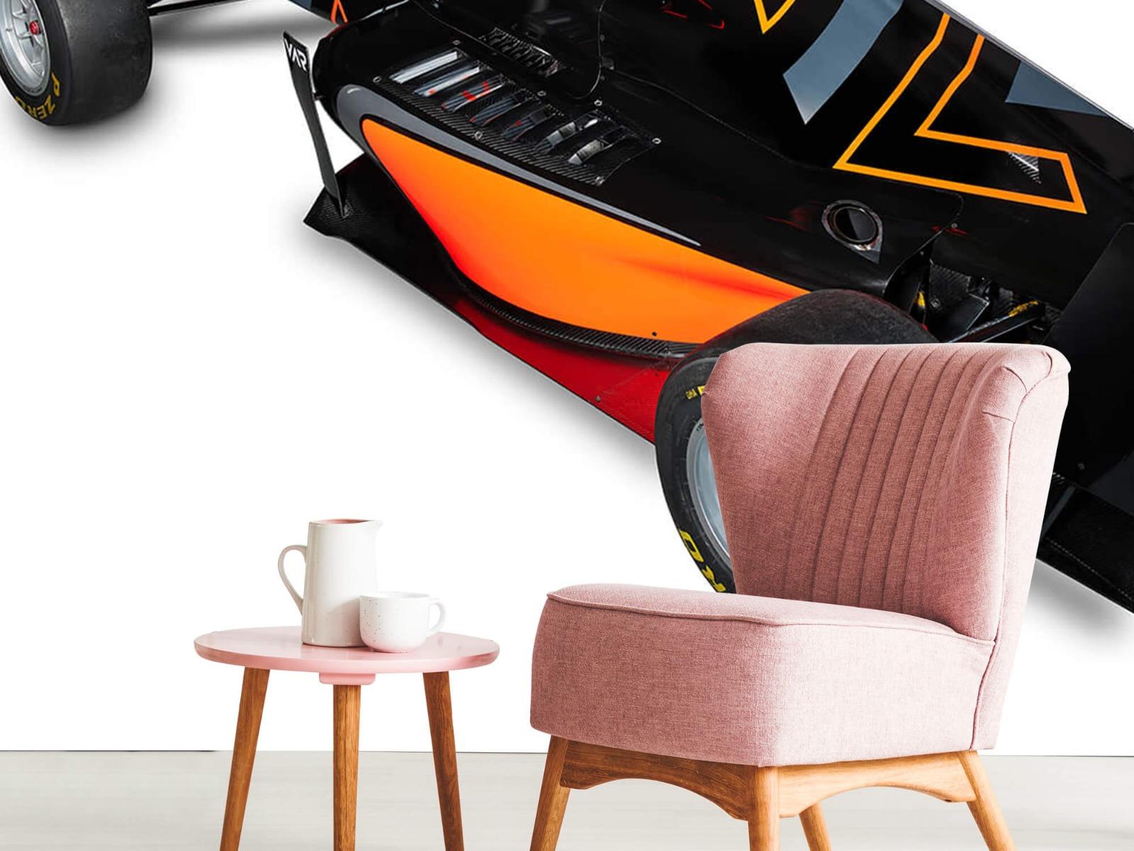 Sportauto's - Formula 3 - Rear left view - Hobbykamer 9