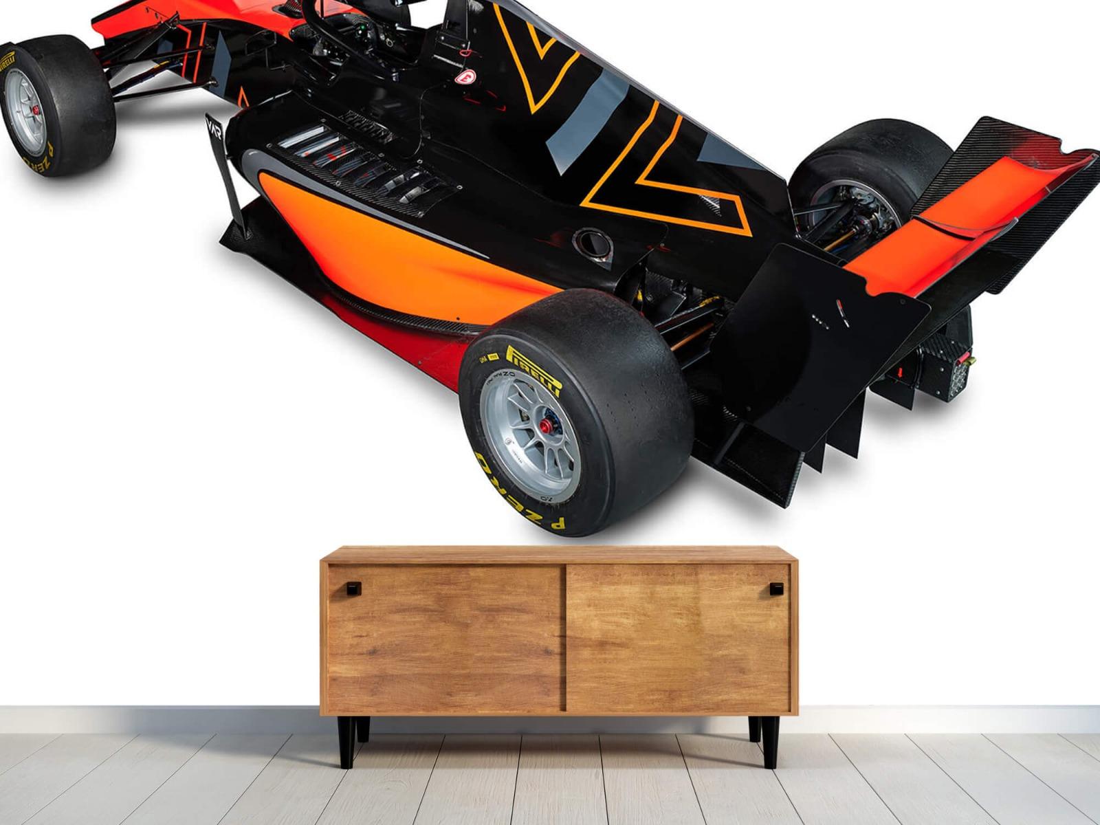 Sportauto's - Formula 3 - Rear left view - Hobbykamer 10