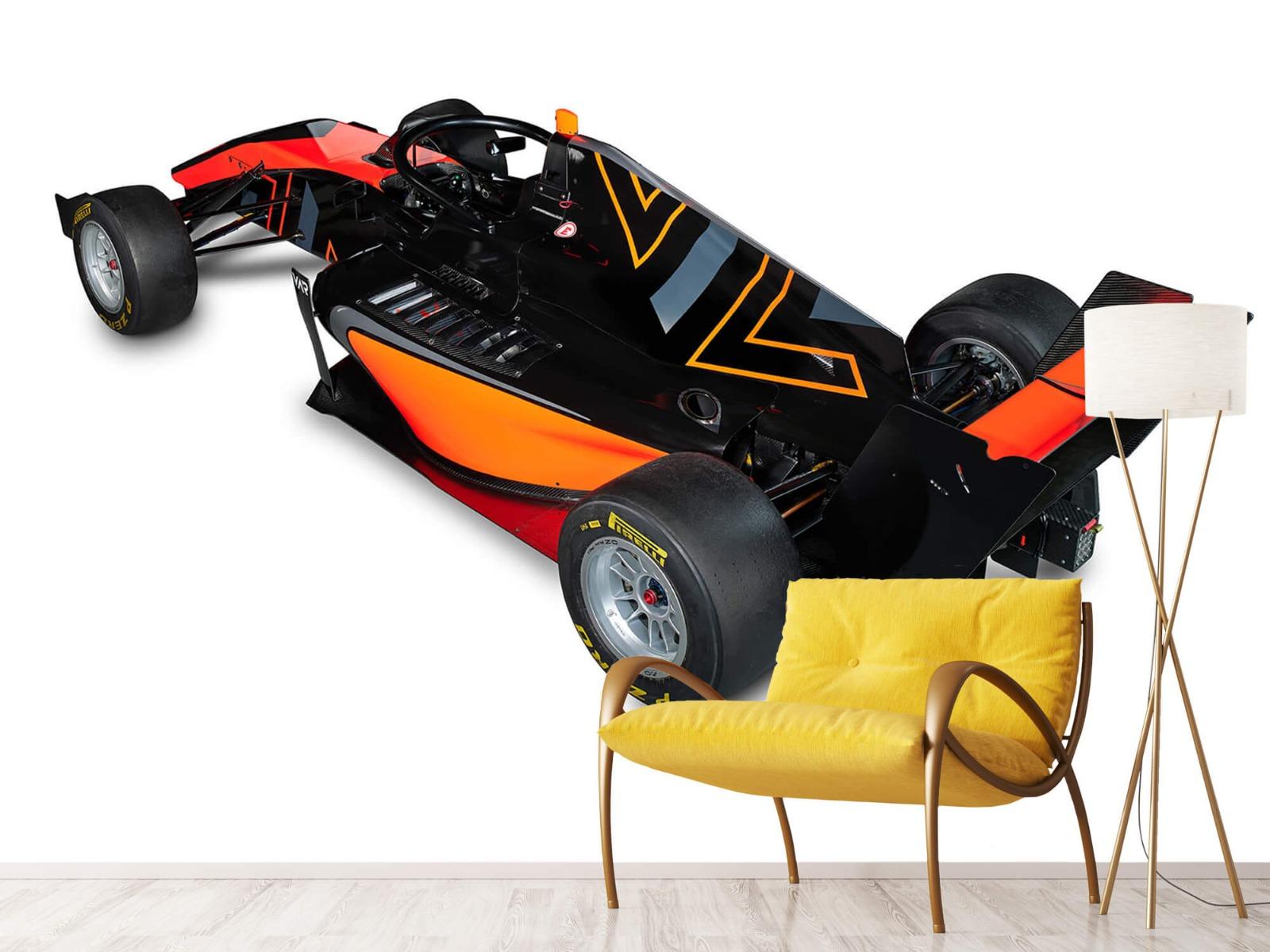 Sportauto's - Formula 3 - Rear left view - Hobbykamer 1