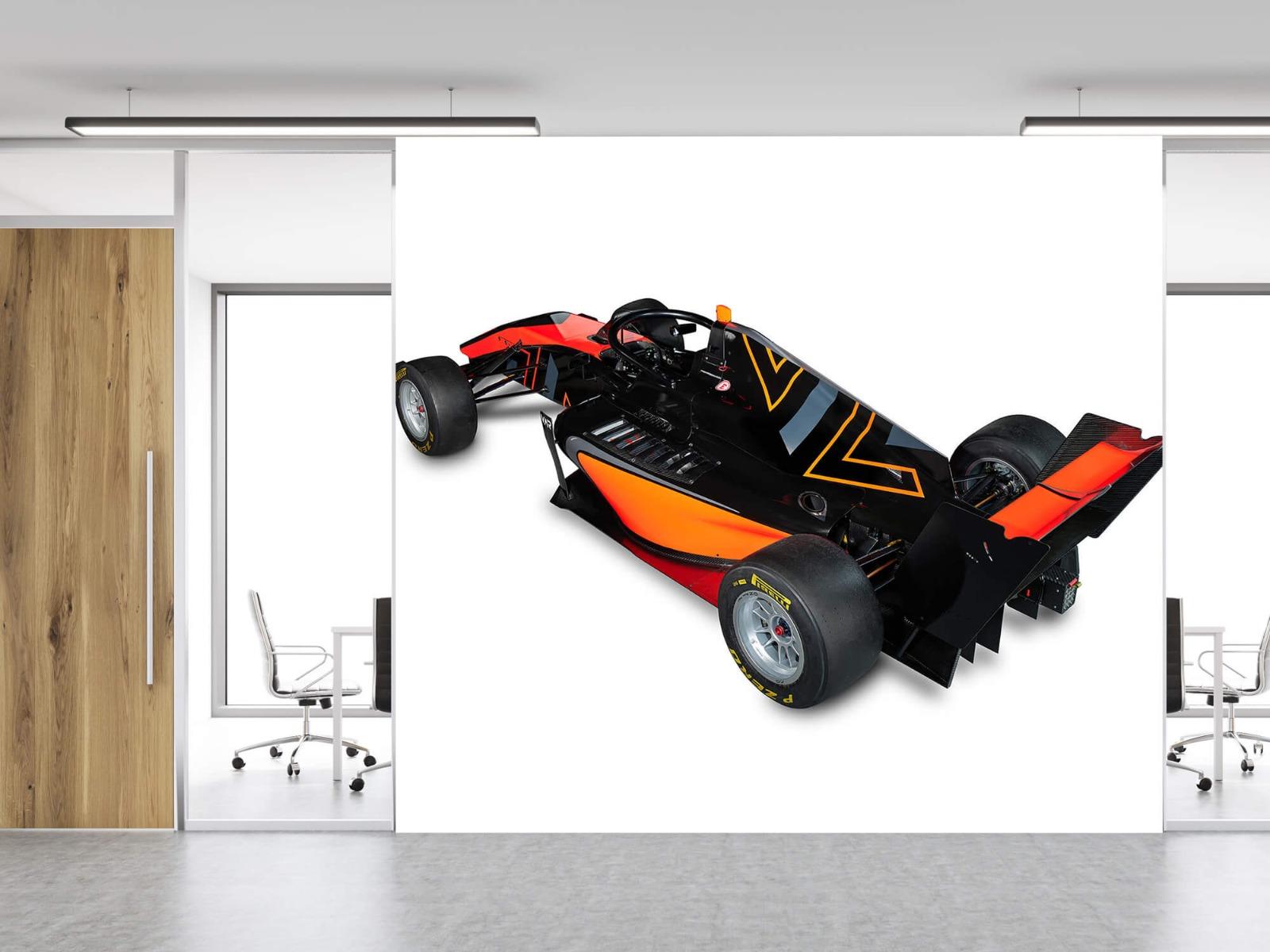 Sportauto's - Formula 3 - Rear left view - Hobbykamer 11