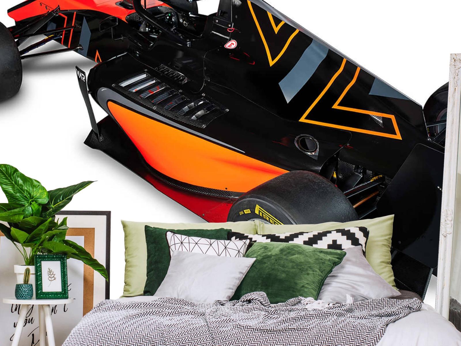 Sportauto's - Formula 3 - Rear left view - Hobbykamer 12