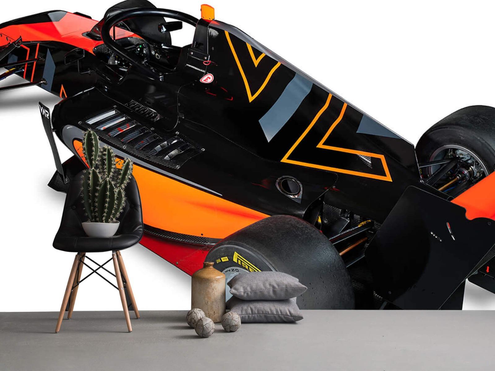 Sportauto's - Formula 3 - Rear left view - Hobbykamer 13