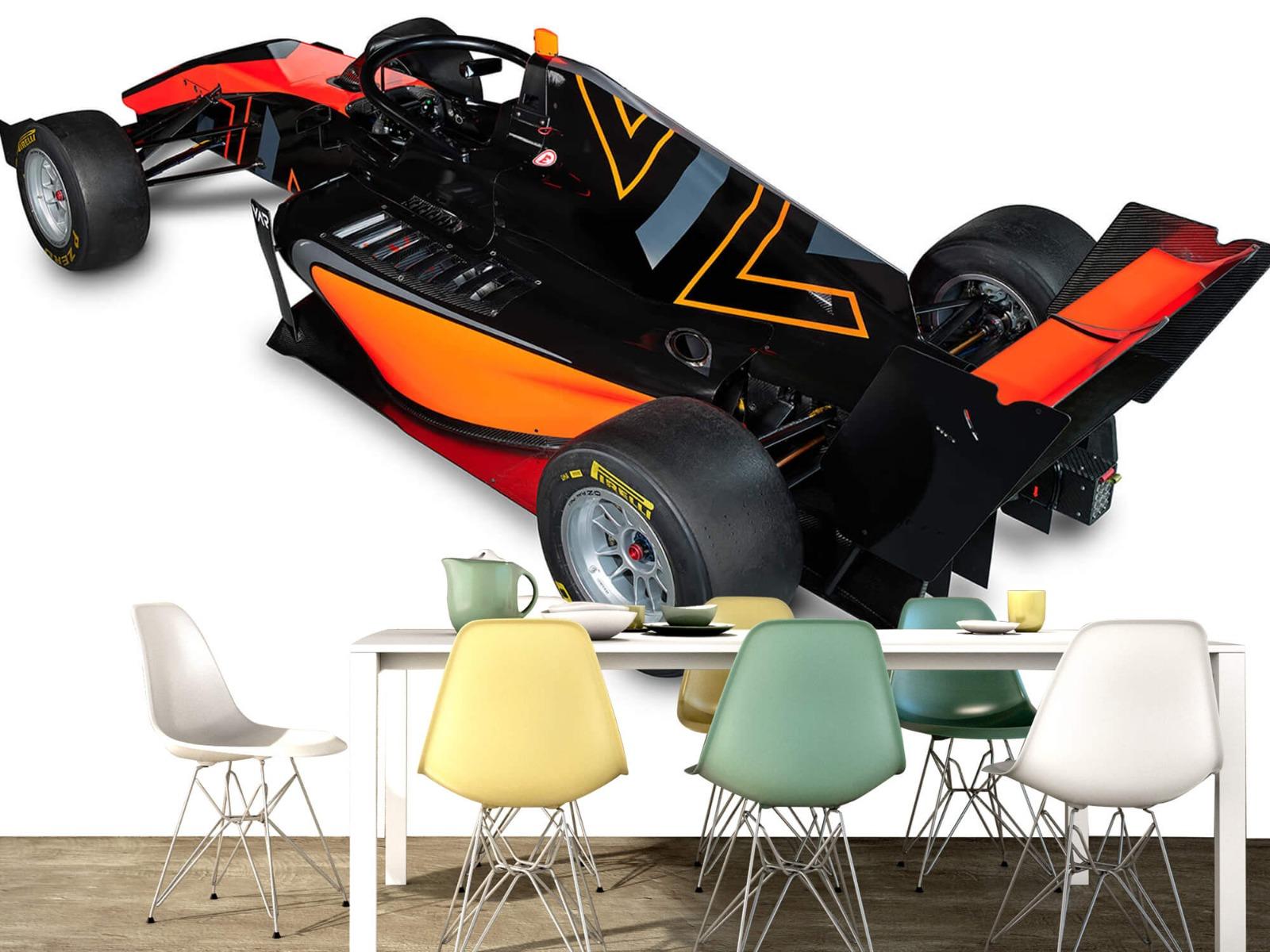 Sportauto's - Formula 3 - Rear left view - Hobbykamer 15