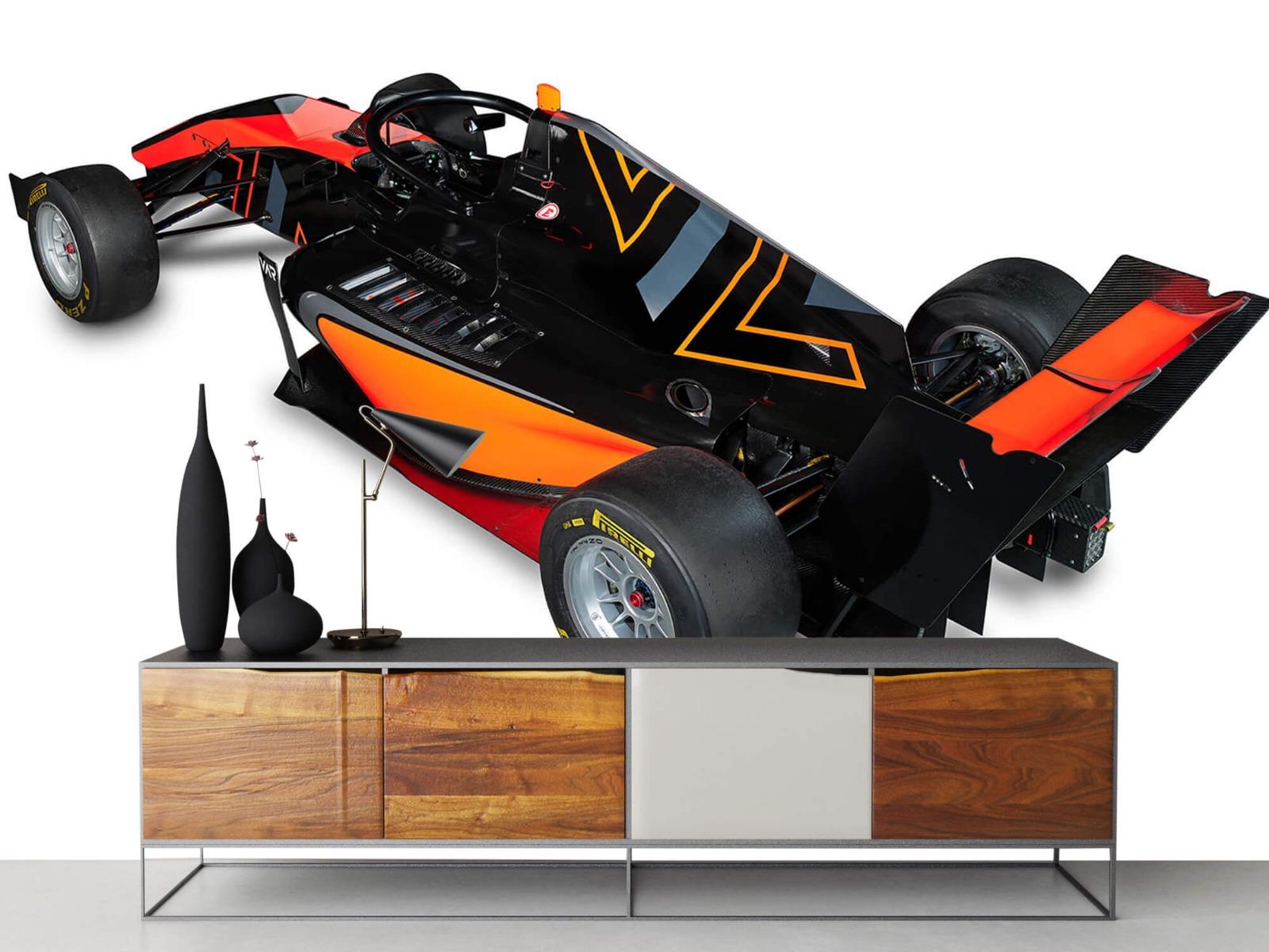 Sportauto's - Formula 3 - Rear left view - Hobbykamer 16