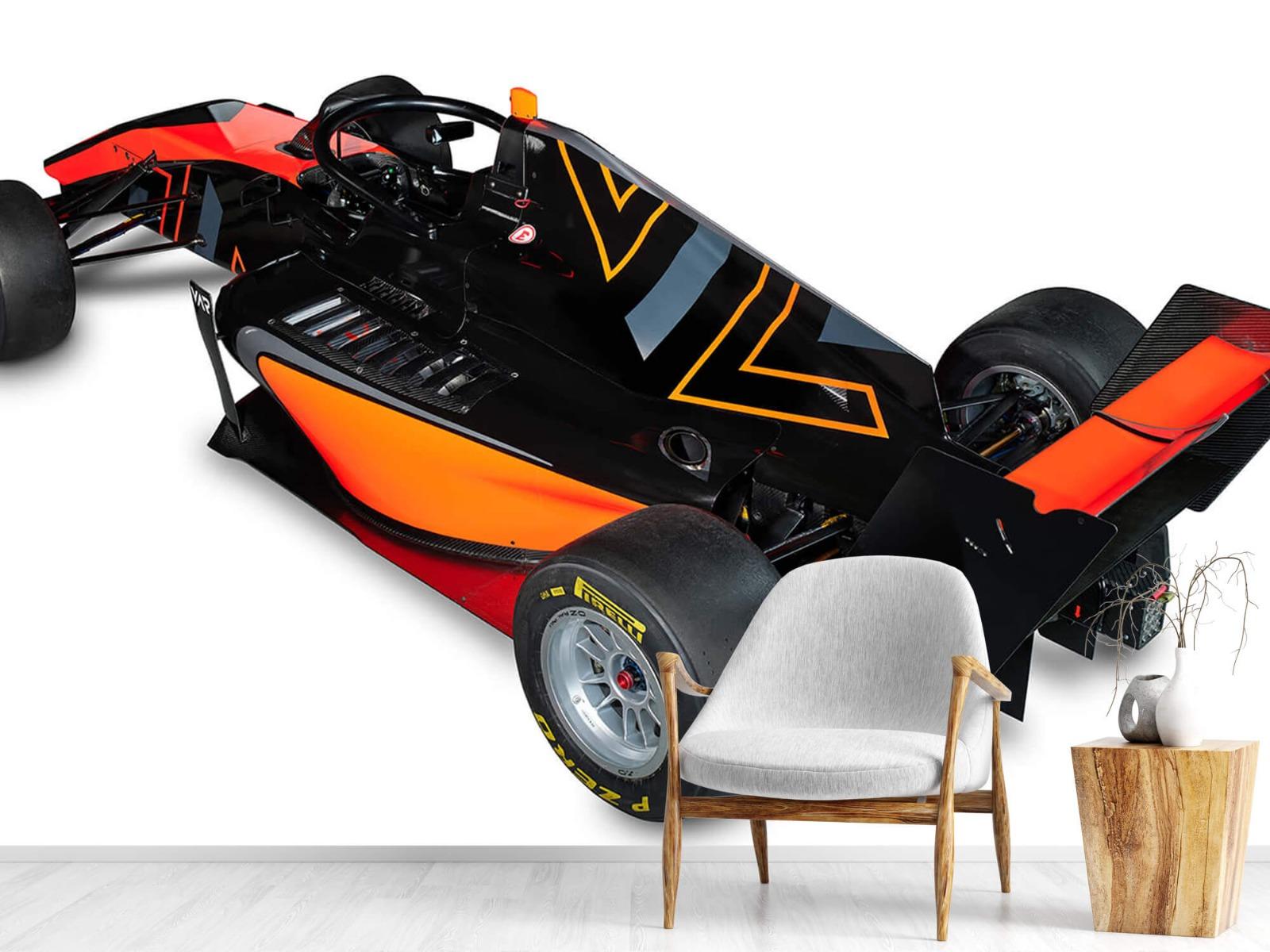 Sportauto's - Formula 3 - Rear left view - Hobbykamer 18