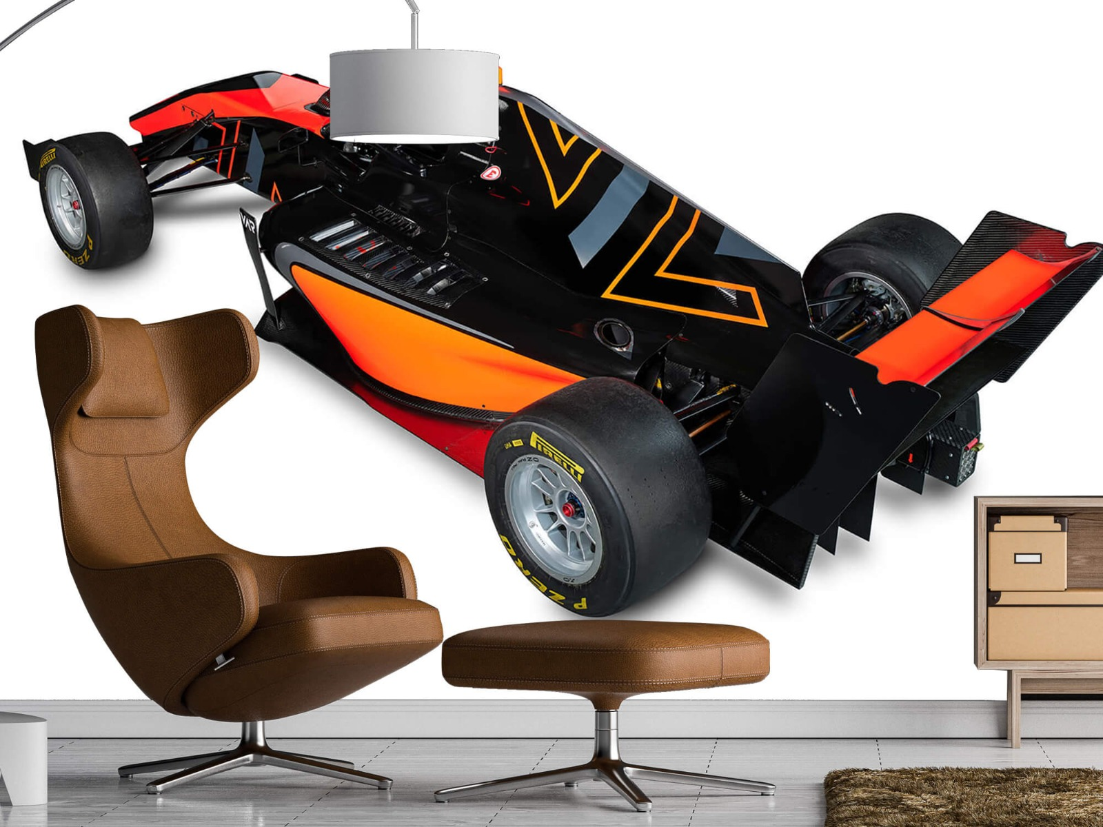 Sportauto's - Formula 3 - Rear left view - Hobbykamer 19