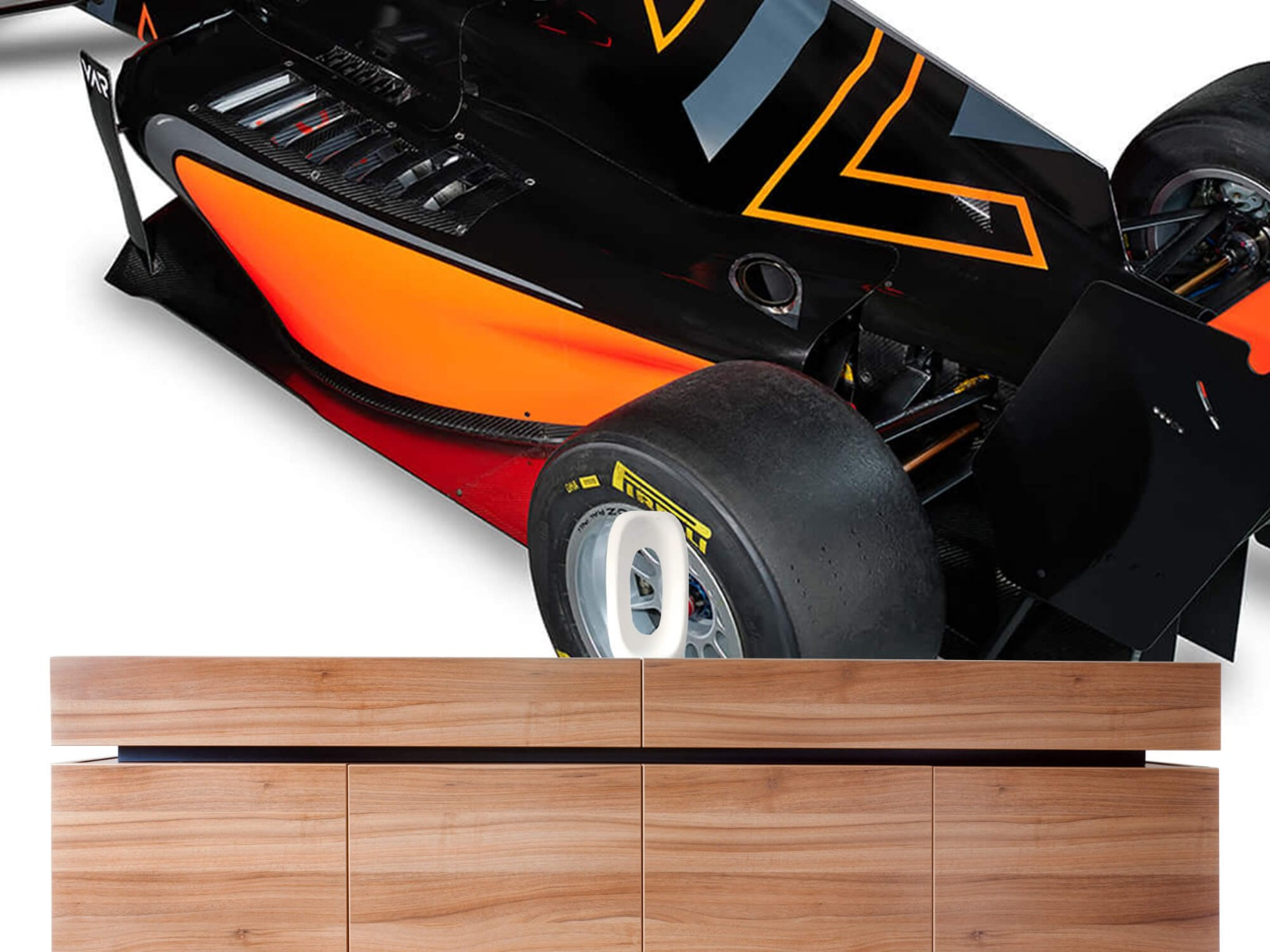 Sportauto's - Formula 3 - Rear left view - Hobbykamer 20