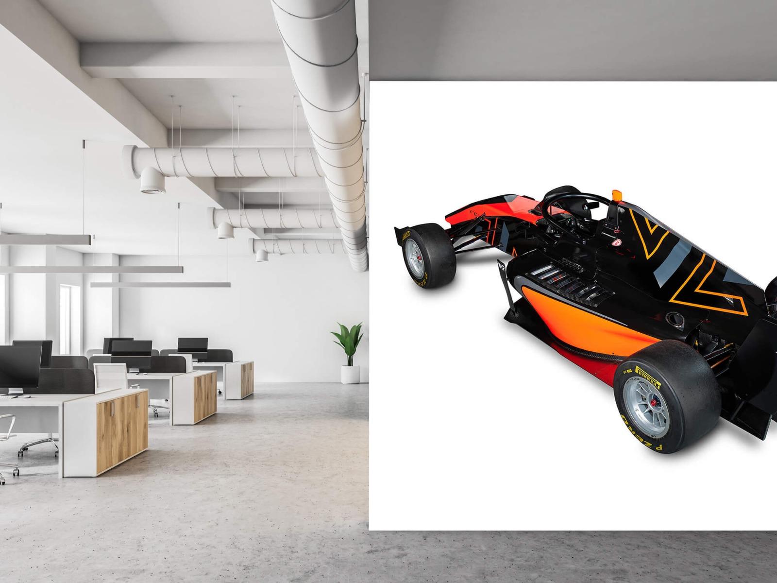 Sportauto's - Formula 3 - Rear left view - Hobbykamer 21
