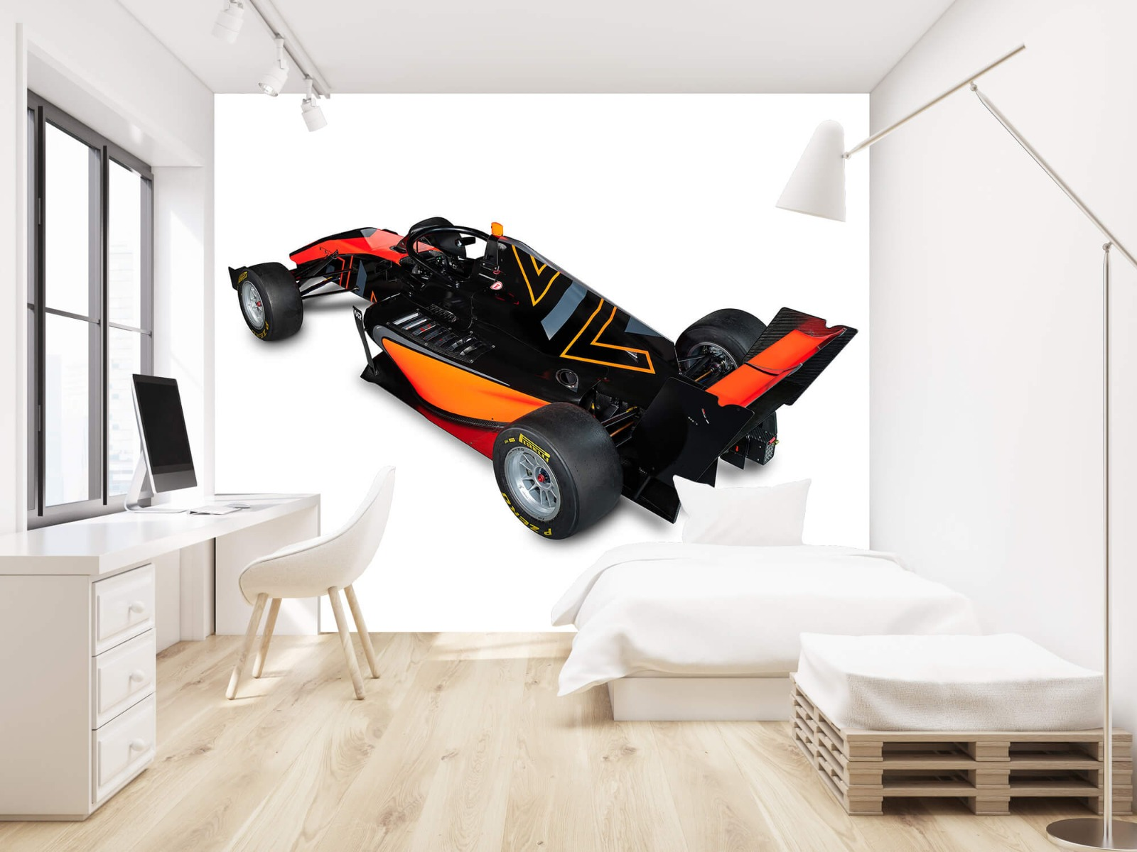 Sportauto's - Formula 3 - Rear left view - Hobbykamer 22