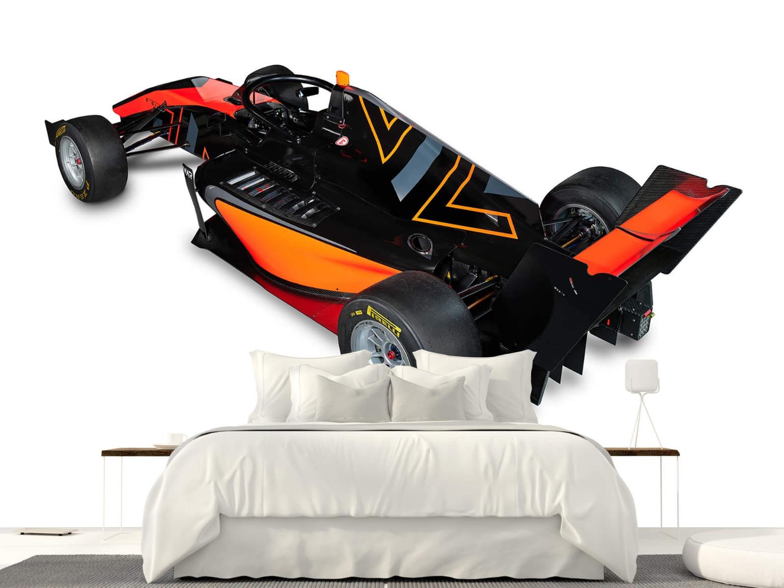 Sportauto's - Formula 3 - Rear left view - Hobbykamer 23