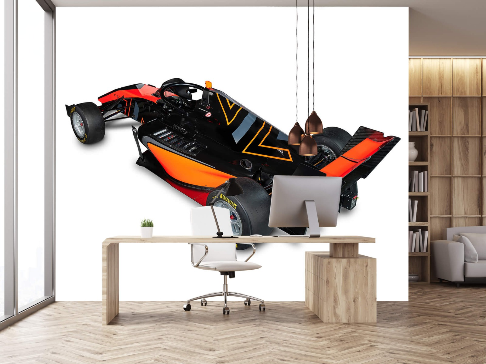 Sportauto's - Formula 3 - Rear left view - Hobbykamer 24