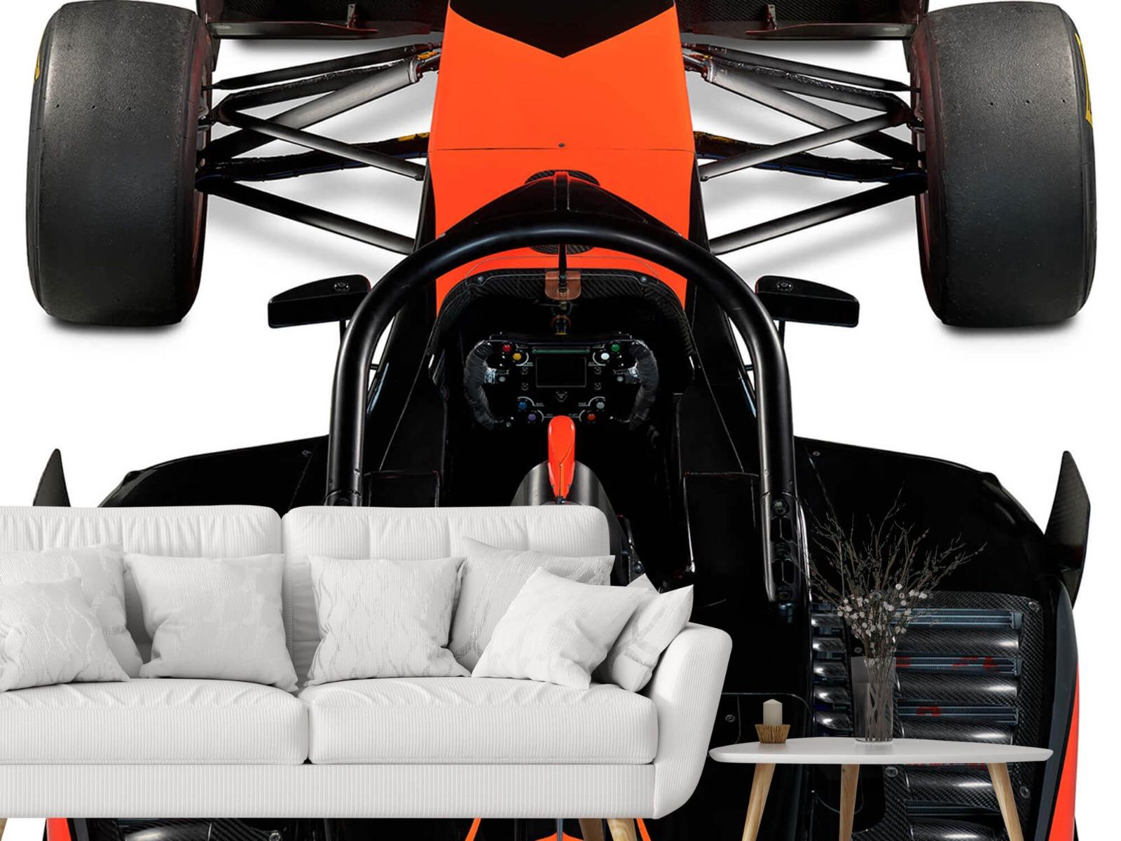 Sportauto's - Formule 3 - Cockpit view - Computerruimte 3