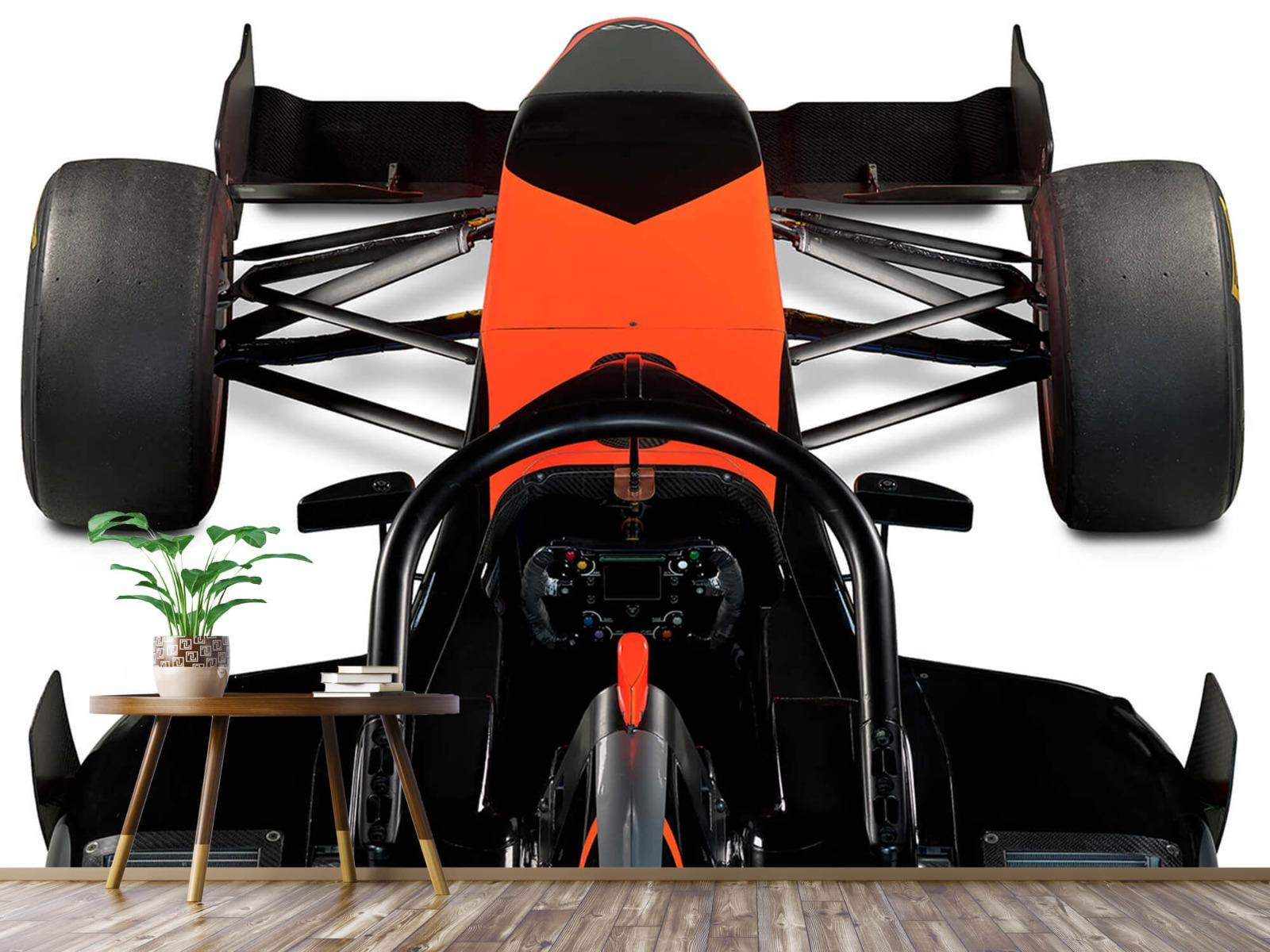 Sportauto's - Formule 3 - Cockpit view - Computerruimte 4