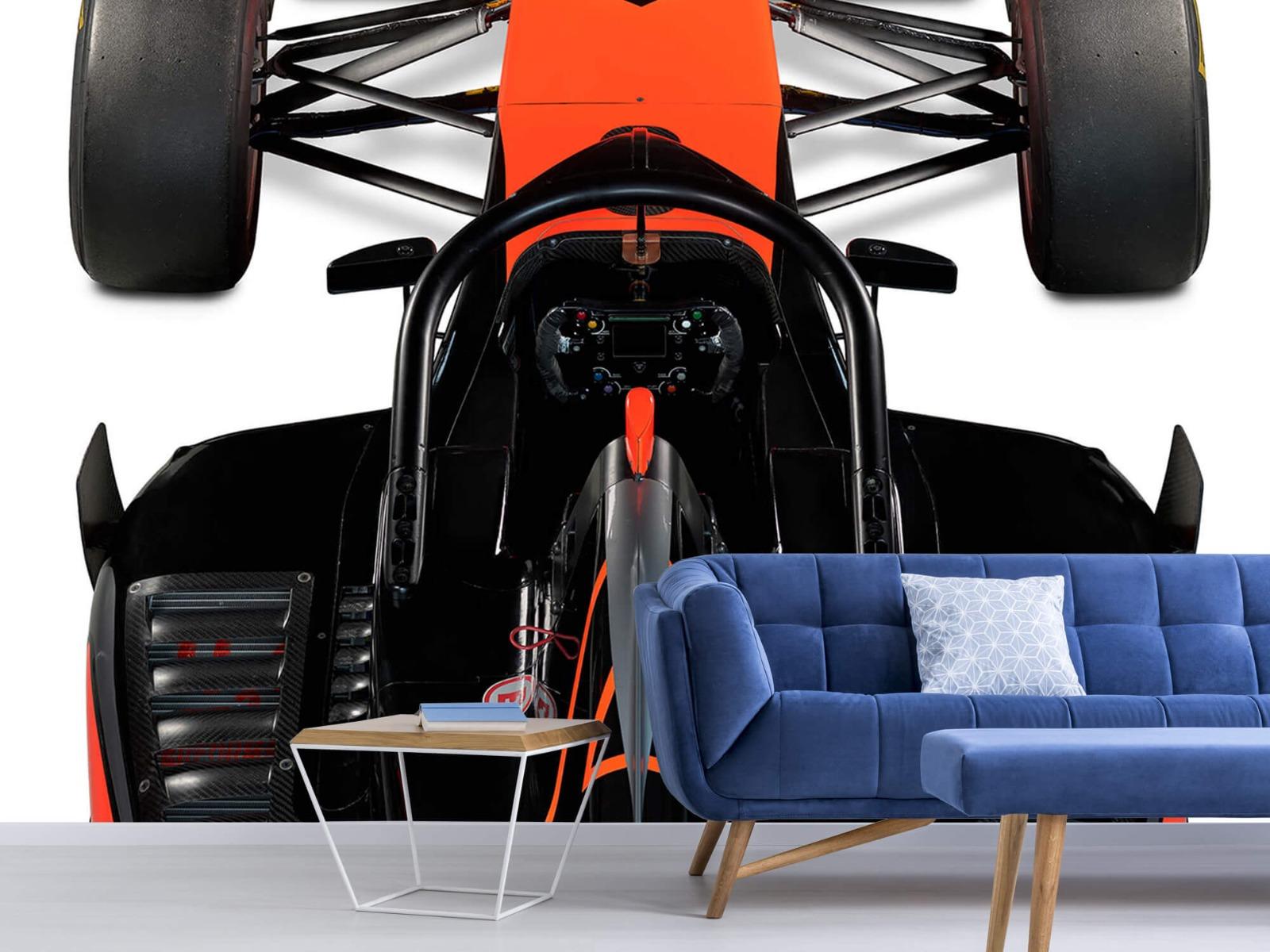 Sportauto's - Formule 3 - Cockpit view - Computerruimte 5
