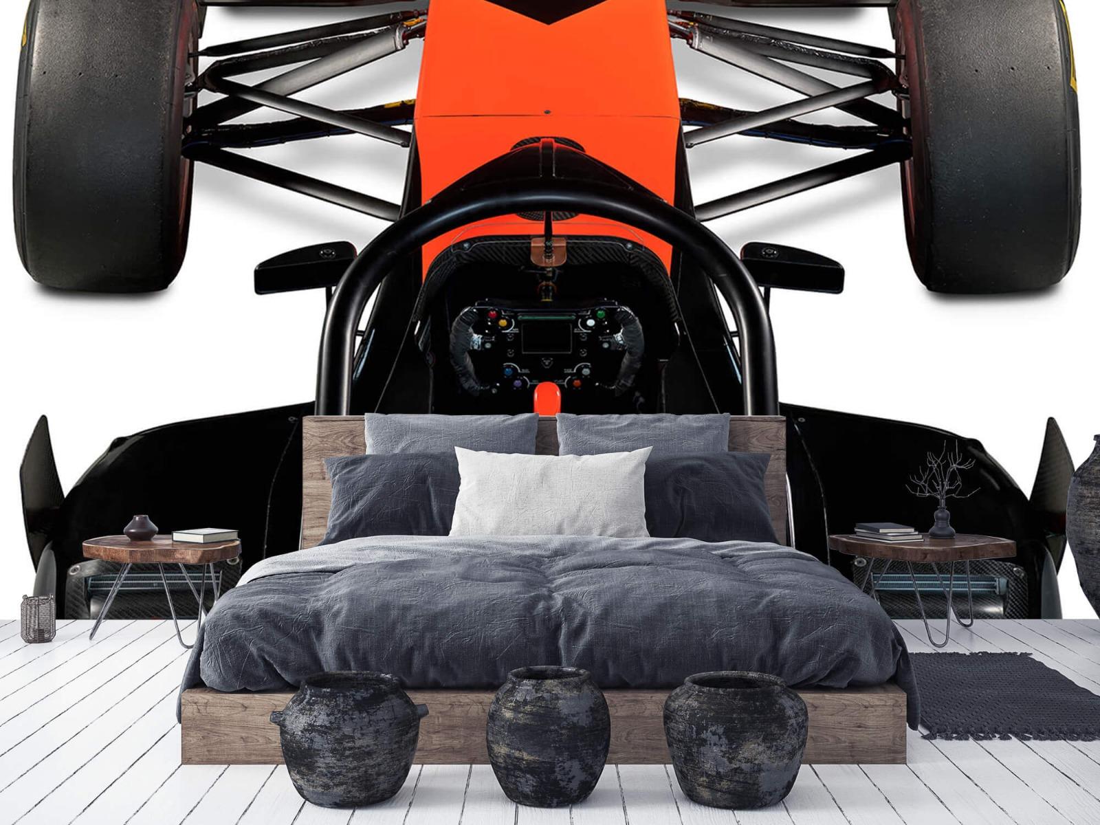 Sportauto's - Formule 3 - Cockpit view - Computerruimte 6