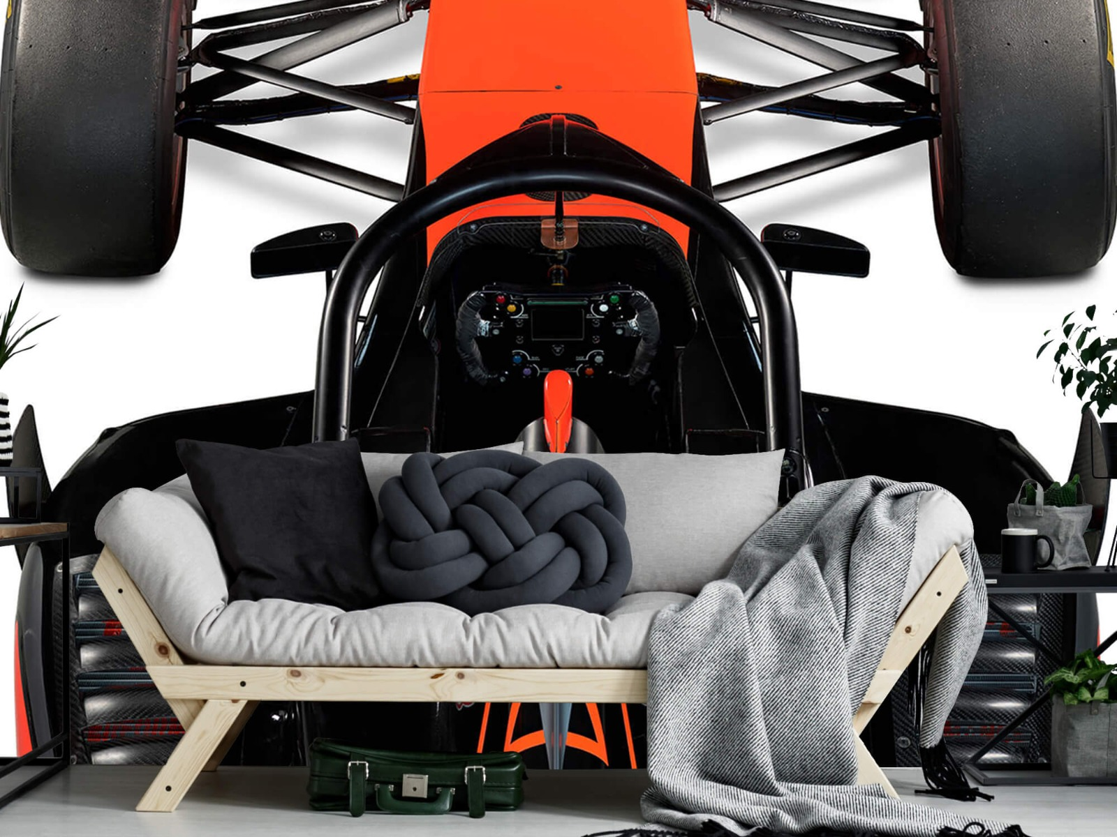 Sportauto's - Formule 3 - Cockpit view - Computerruimte 7