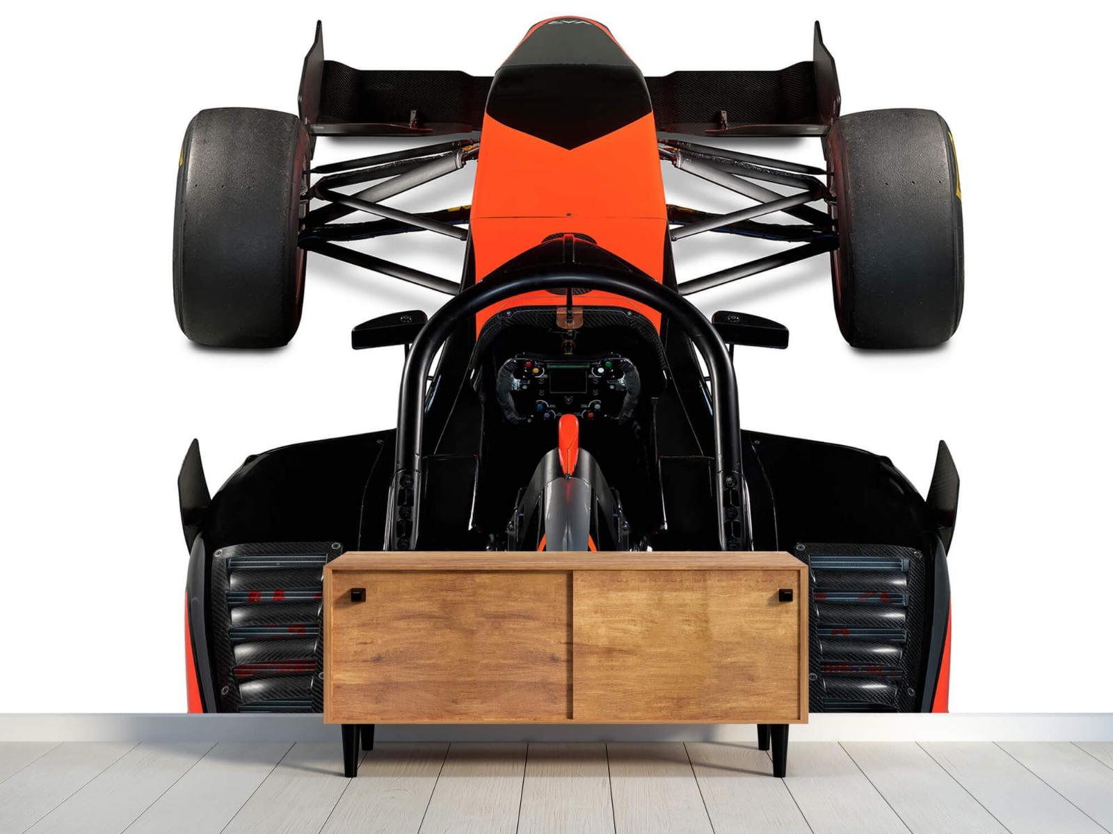 Sportauto's - Formule 3 - Cockpit view - Computerruimte 10