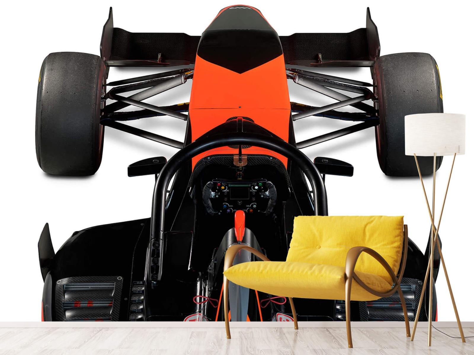 Sportauto's - Formule 3 - Cockpit view - Computerruimte 1