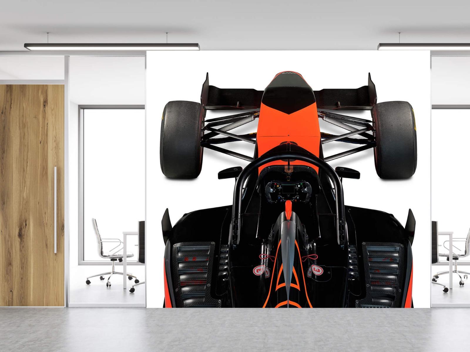 Sportauto's - Formule 3 - Cockpit view - Computerruimte 11