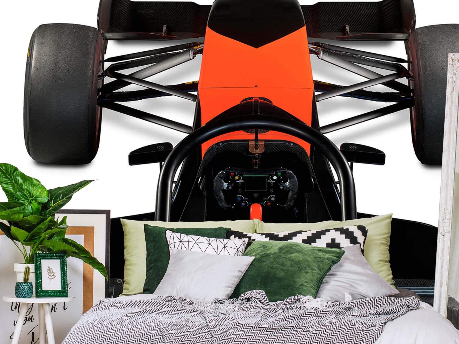 Sportauto's - Formule 3 - Cockpit view - Computerruimte 12