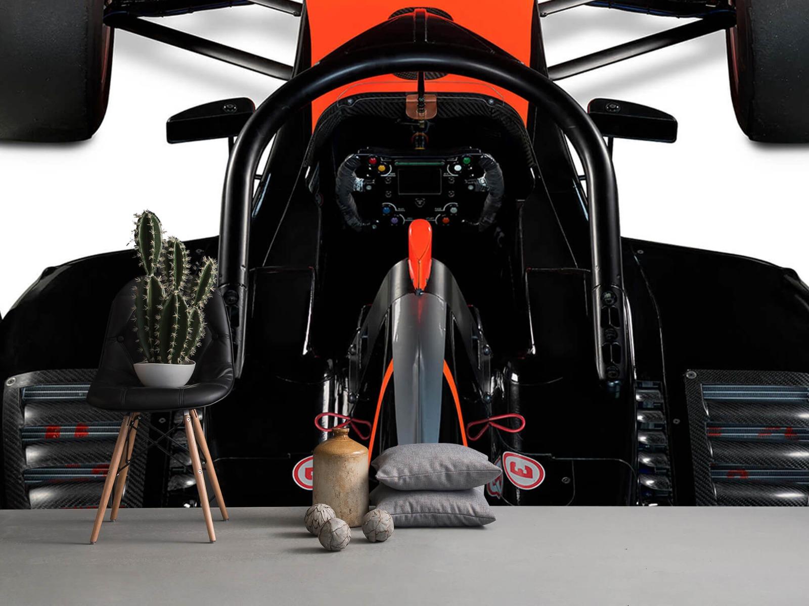 Sportauto's - Formule 3 - Cockpit view - Computerruimte 13