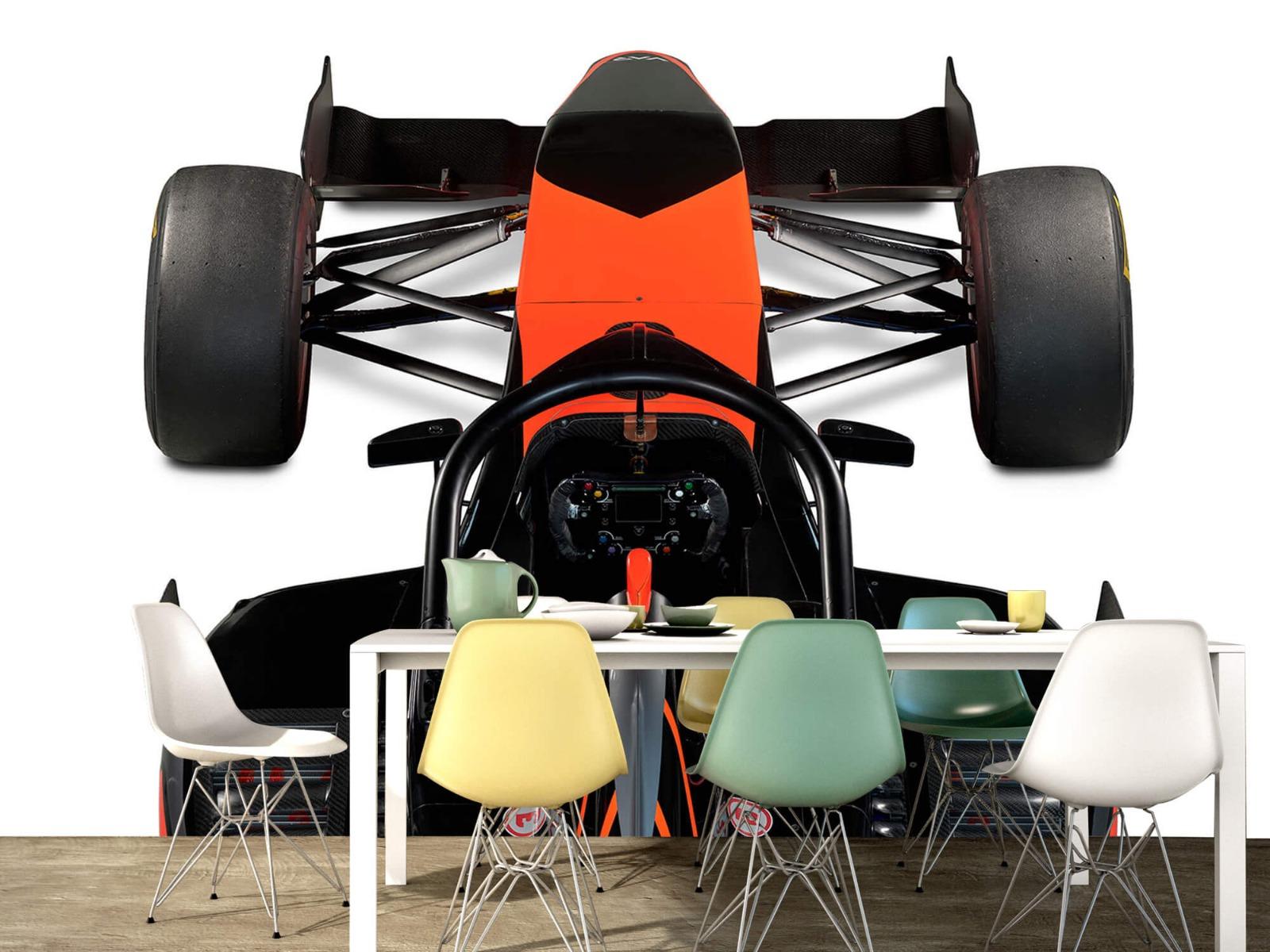 Sportauto's - Formule 3 - Cockpit view - Computerruimte 15