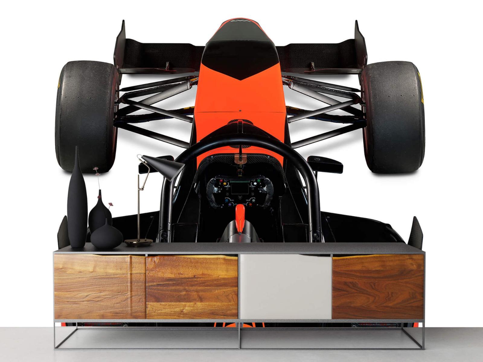 Sportauto's - Formule 3 - Cockpit view - Computerruimte 16