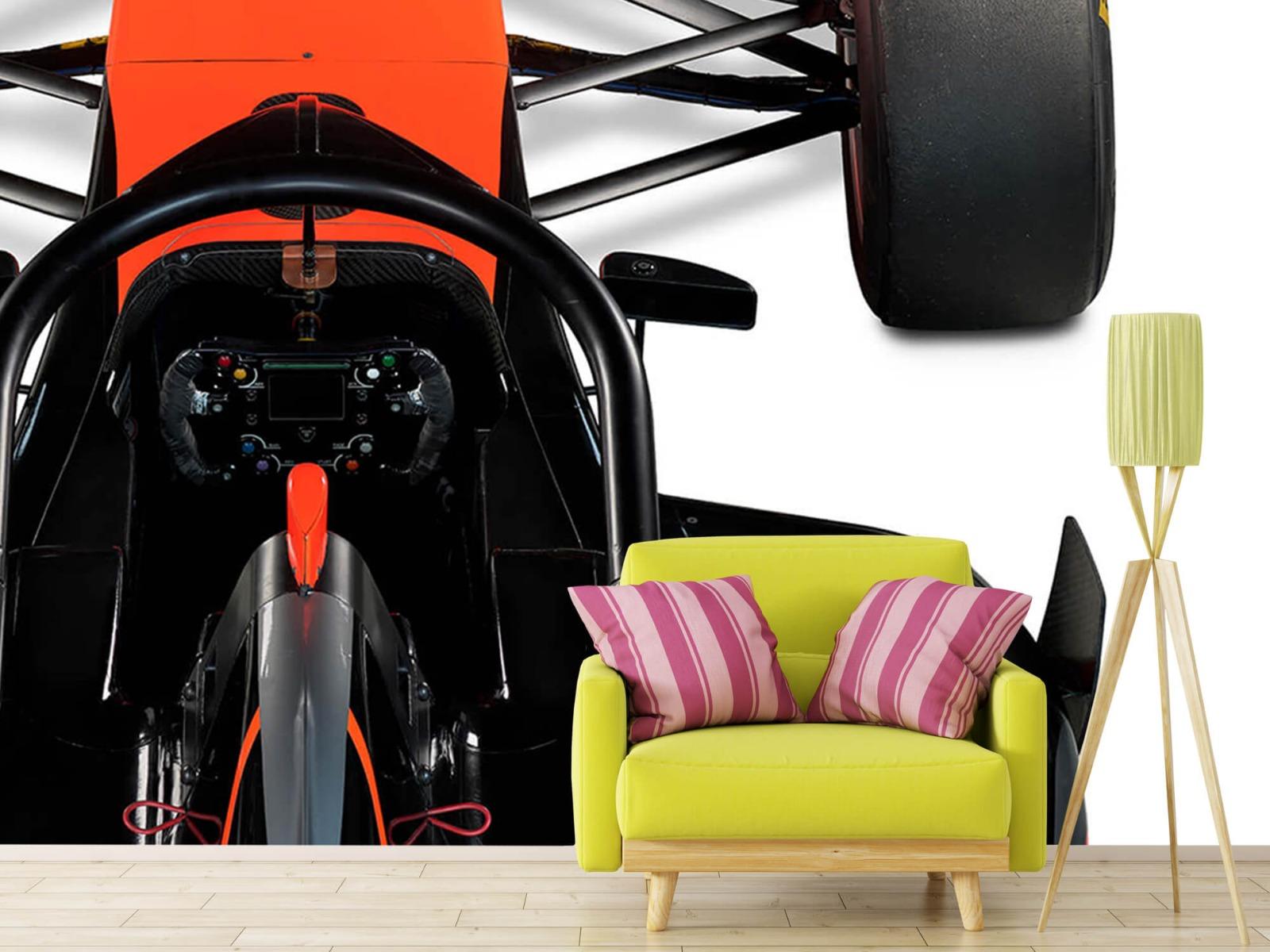Sportauto's - Formule 3 - Cockpit view - Computerruimte 17