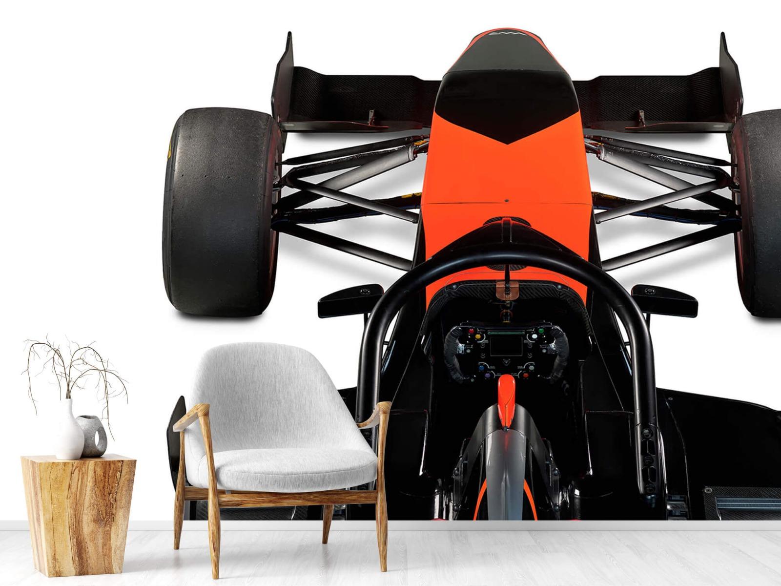 Sportauto's - Formule 3 - Cockpit view - Computerruimte 18