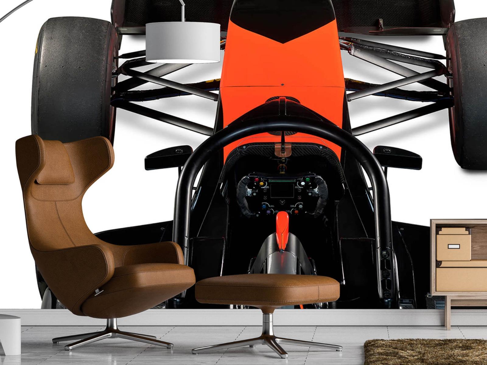 Sportauto's - Formule 3 - Cockpit view - Computerruimte 19