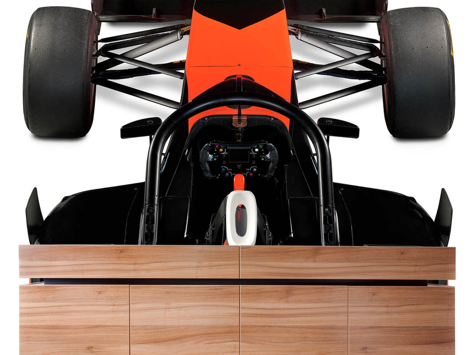 Sportauto's - Formule 3 - Cockpit view - Computerruimte 20