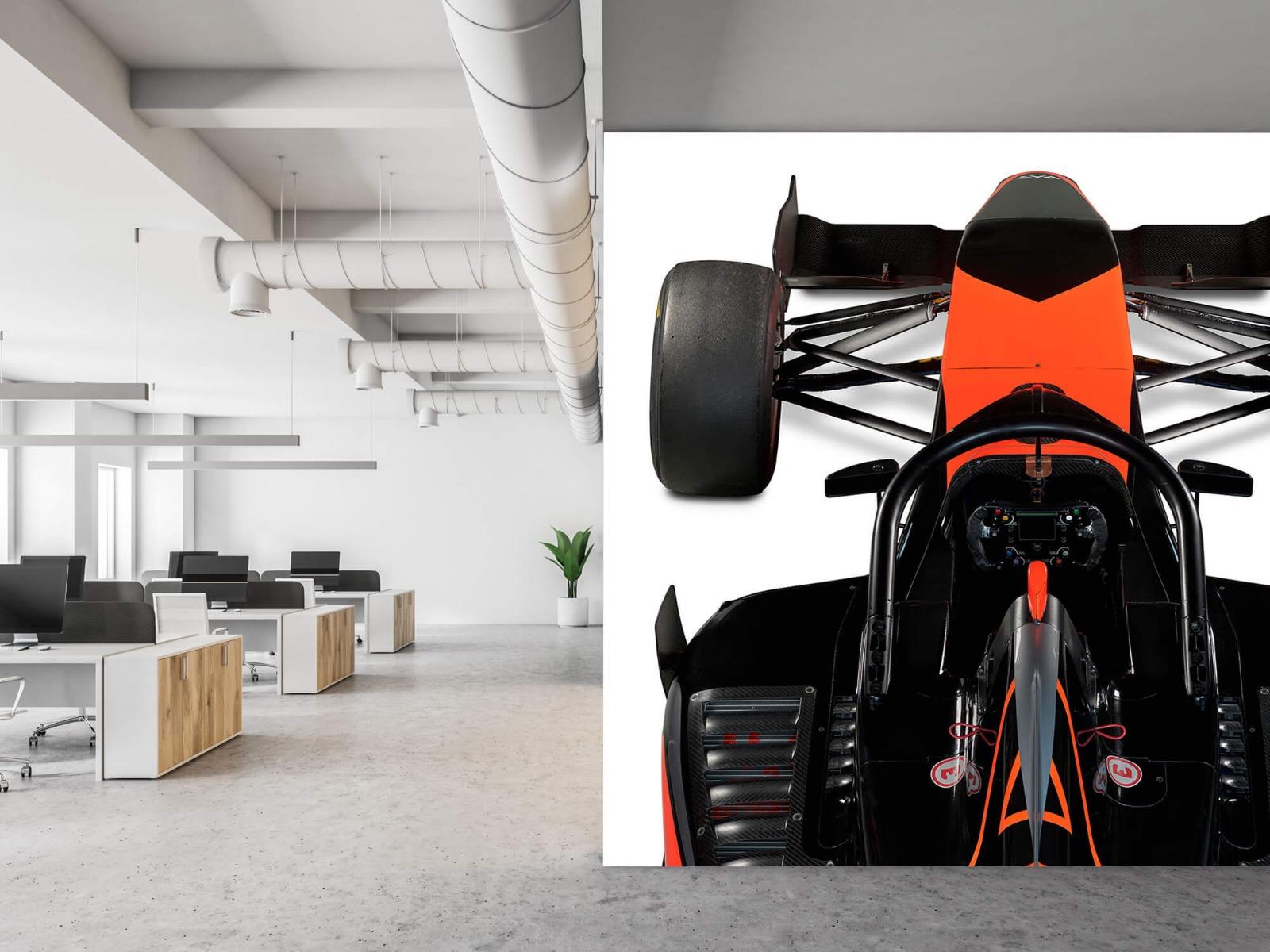 Sportauto's - Formule 3 - Cockpit view - Computerruimte 21
