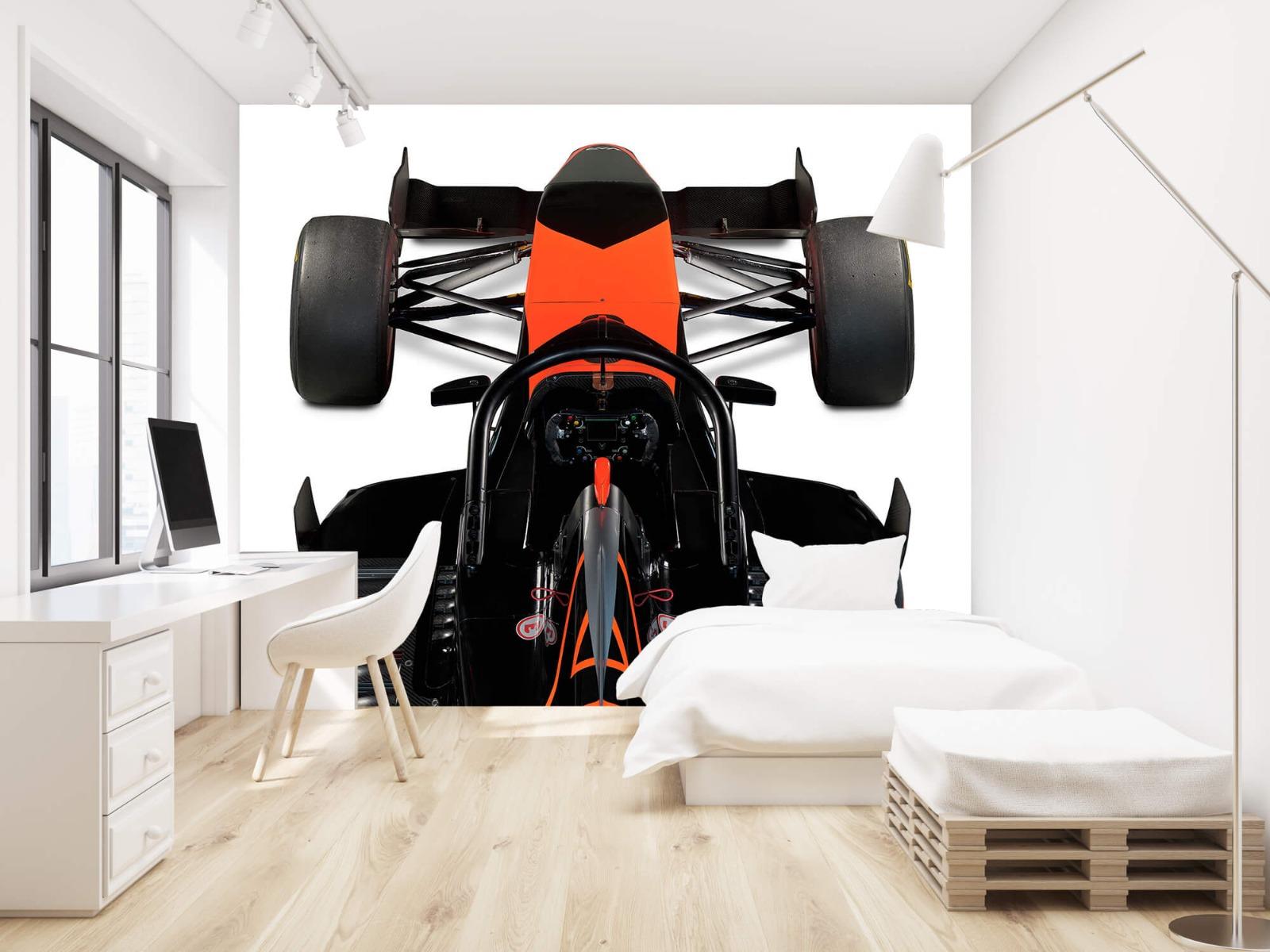 Sportauto's - Formule 3 - Cockpit view - Computerruimte 22